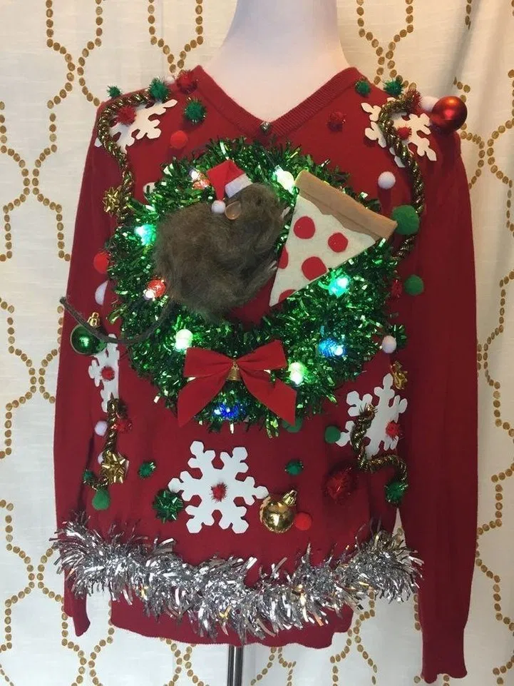 Ugly Christmas Sweaters Diy