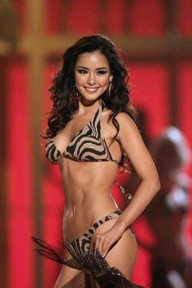 Miss Korea Honey Lee soooo pretty