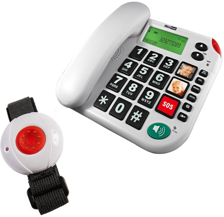 Telefon Mit Grossen Tasten Geschenk Fur Oma De Geschenk Oma Senioren Geschenke