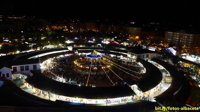 Feria de Albacete. Templete y círculo central | Flickr - Photo Sharing!