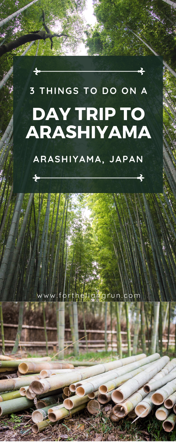 Most people go to Arashiyama to see its world-famous bamboo grove. Keep reading to find out what else you can do there and how to make the most of a trip to Arashiyama.
