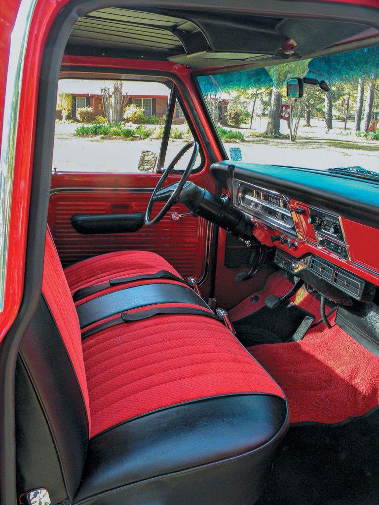 Roger Robinsons 1968 Ford F100 Ranger Trucks Pinterest 1955 Headliner Lmc Truck Life