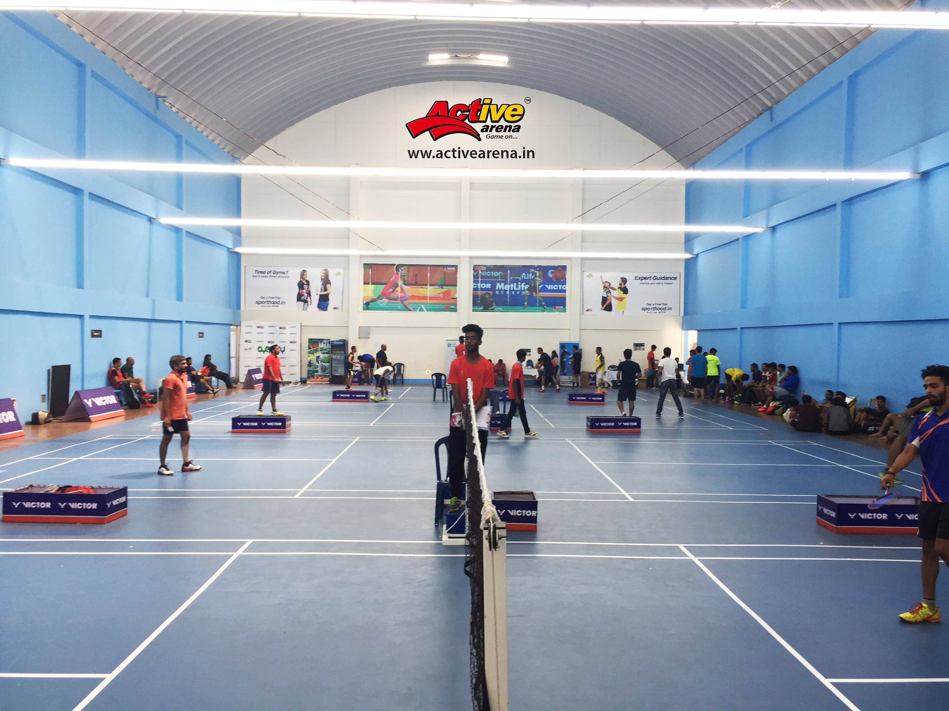 Active Arena Home Page Badminton Tournament Corporate Events Event Venues
