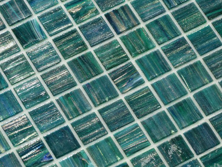 Mosaique Pates De Verre Opiocolor Sublimes 885 Carrelage Piscine