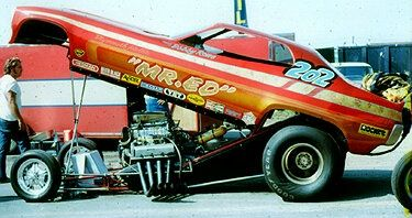 70s Funny Cars for Sale | 70s Funny Cars - Mr Ed | racing u | Car