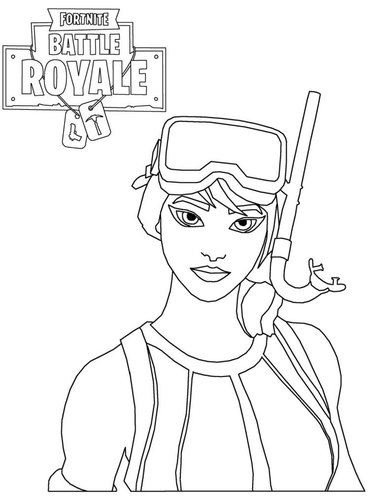 Fortnite Coloring Pages Sports Coloring Pages Free Coloring