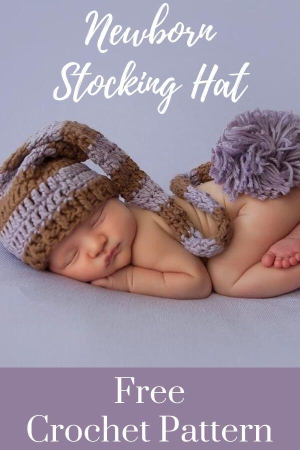 Pixie Hat Crochet Pants Pattern Lil Boy Blue preemie NB 3 mo KrissysWonders Crochet Hat Pattern Bonnet