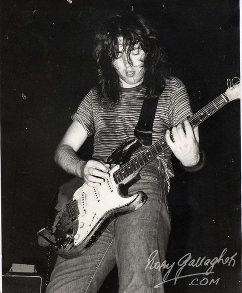Rory Gallagher Rory Gallagher Music Guitar