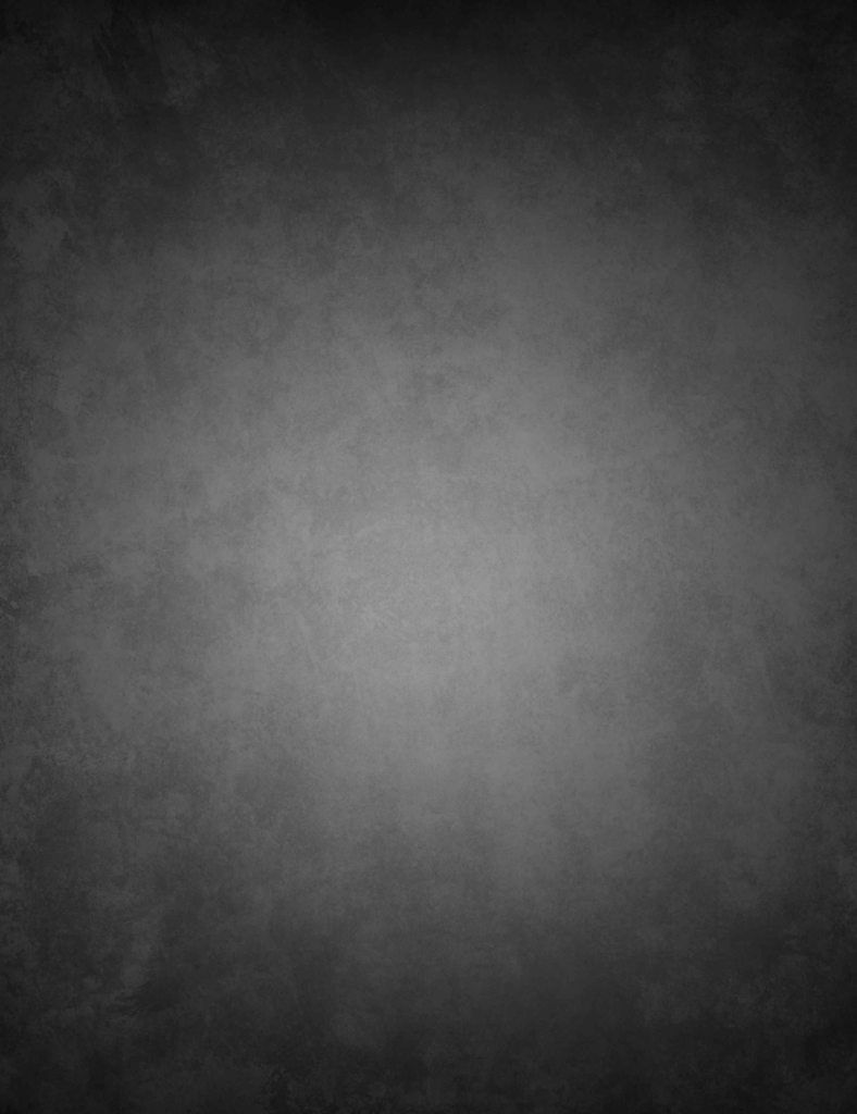 Black With Light Gray In Center Abstract Photography Backdrop J