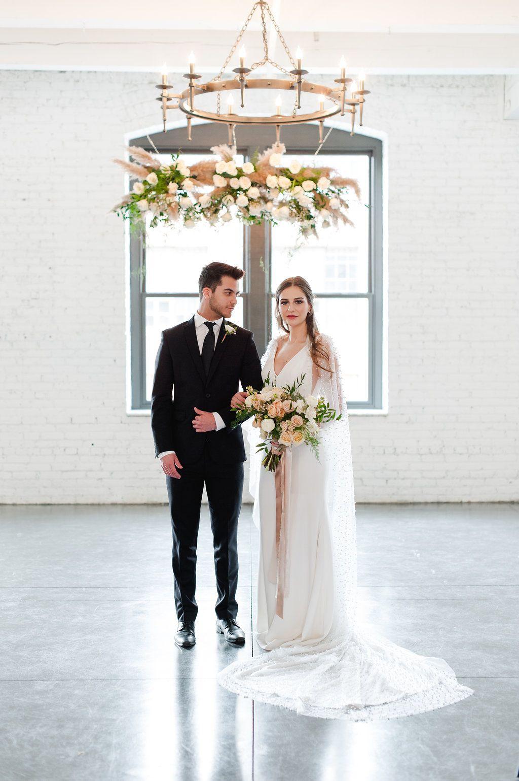 FEATURED | The Heirloom Blog | Bridal cape, Wedding, Bridal