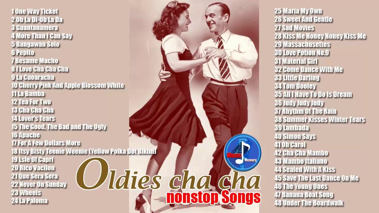 Oldies Songs Of The 60's and 70's - Album 48 NonStop