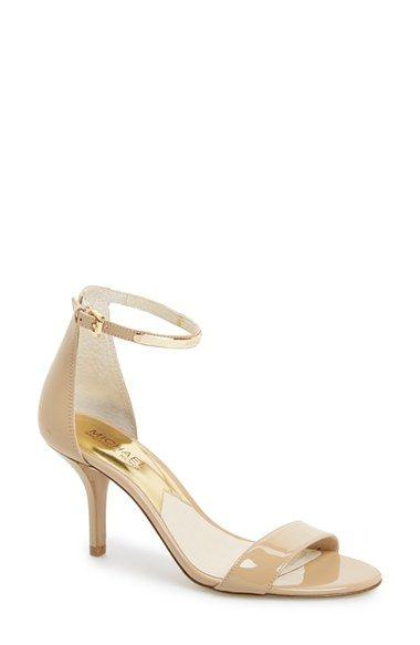 17d35fdb70 MICHAEL Michael Kors 'Kristen' Ankle Strap Sandal (Women) available at  #Nordstrom