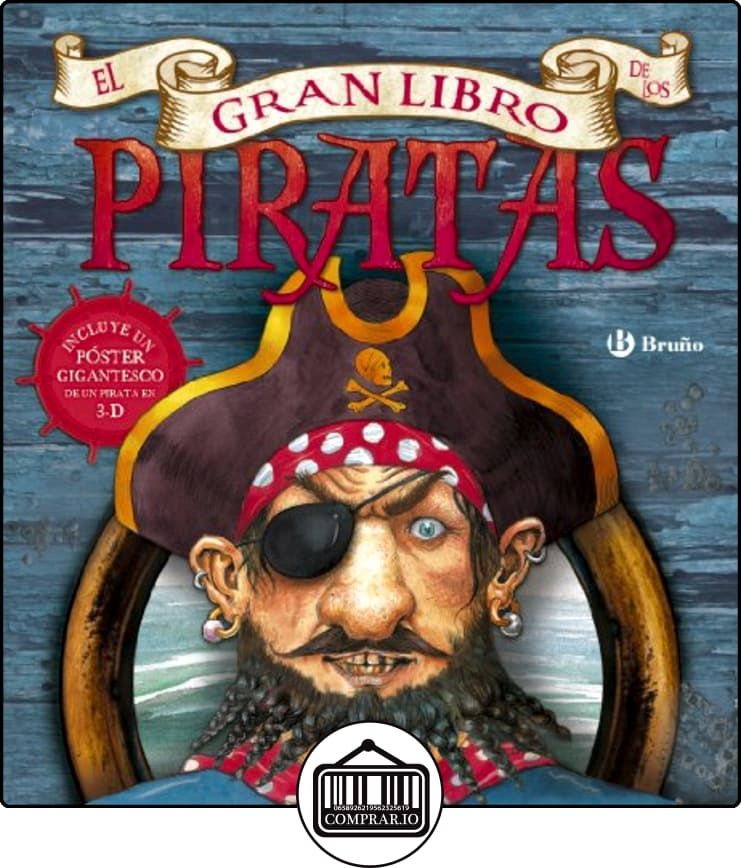 El Gran Libro De Los Piratas (Castellano - A Partir De 6