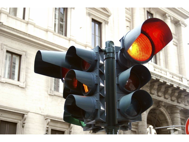 Eyewitness News Found Significant Drop In Violations At Most Other Intersections In Philly Just A Few Years After Red L Red Light Camera Light Camera Light Red