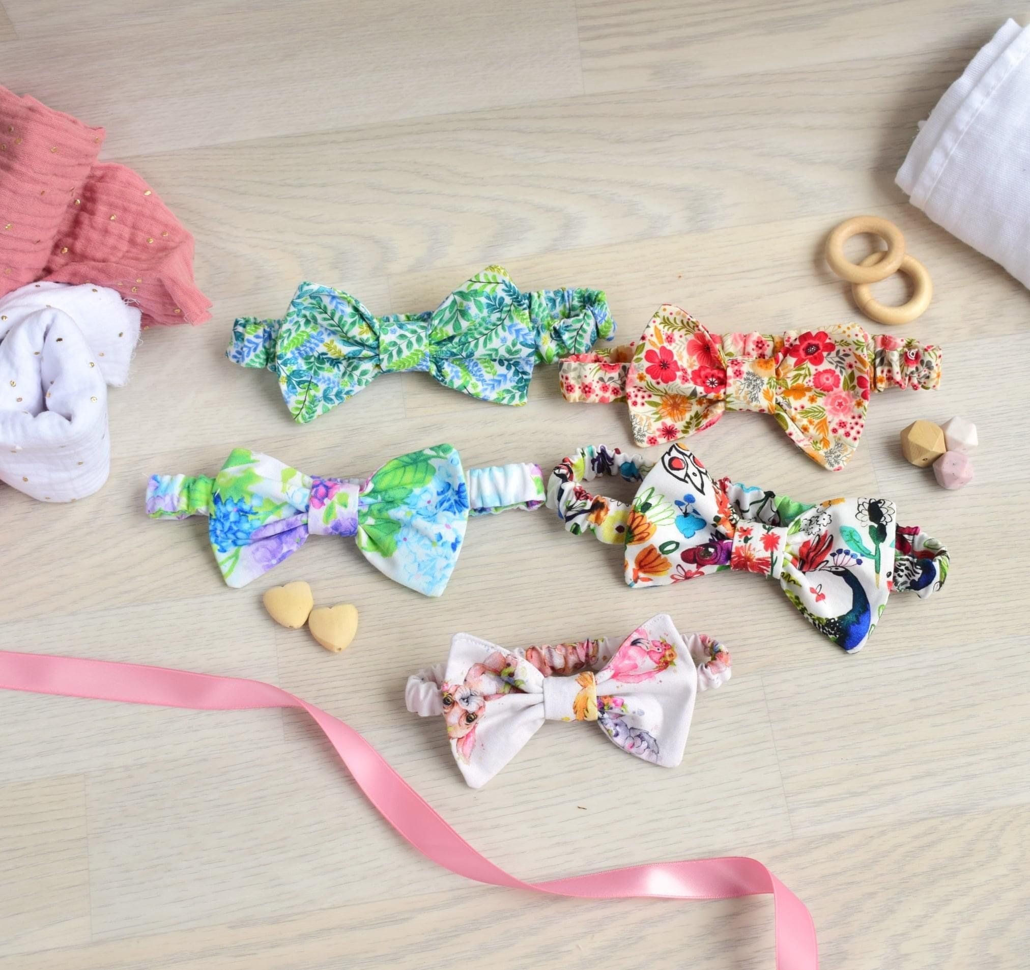 Baby girl Headband Bows
