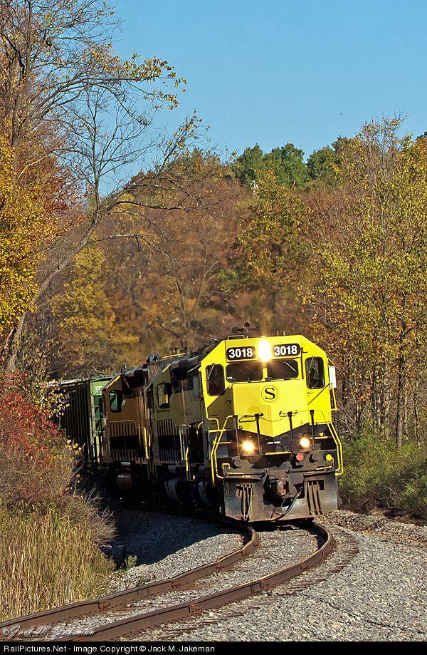 RailPicturesNet Photo NYSW 3018 New York Susquehanna  Western