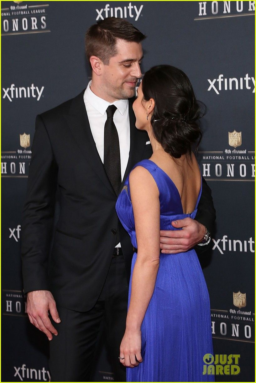 John Legend Wife Chrissy Teigen Couple Up At Nfl Honors 2015 Aaron Rodgers Nfl Olivia Munn