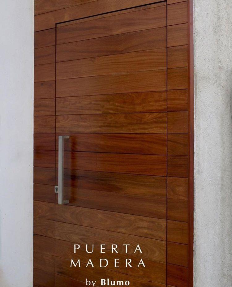By Blumo Con Imagenes Puertas De Madera Madera Puertas