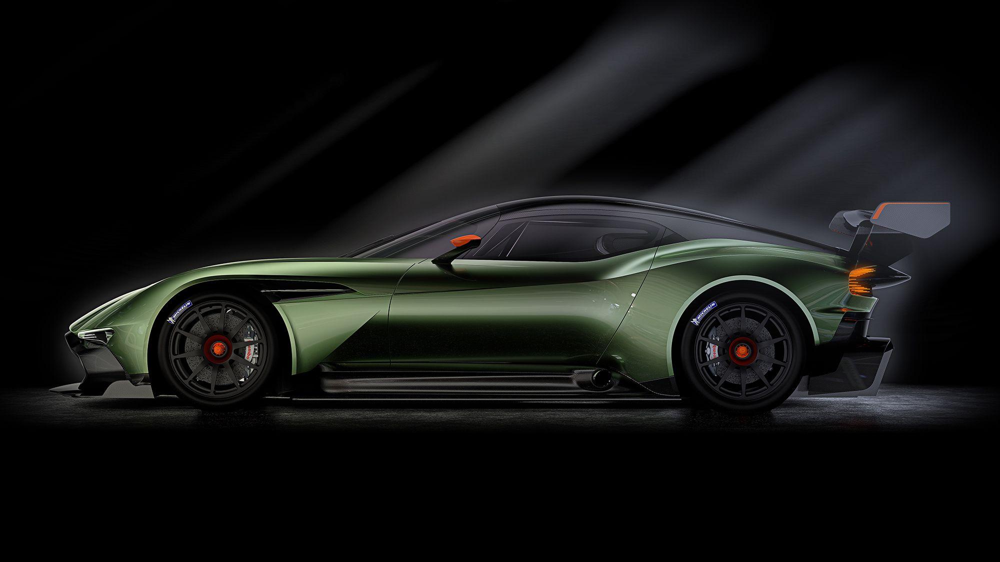 The Superb Aston Martin DB9