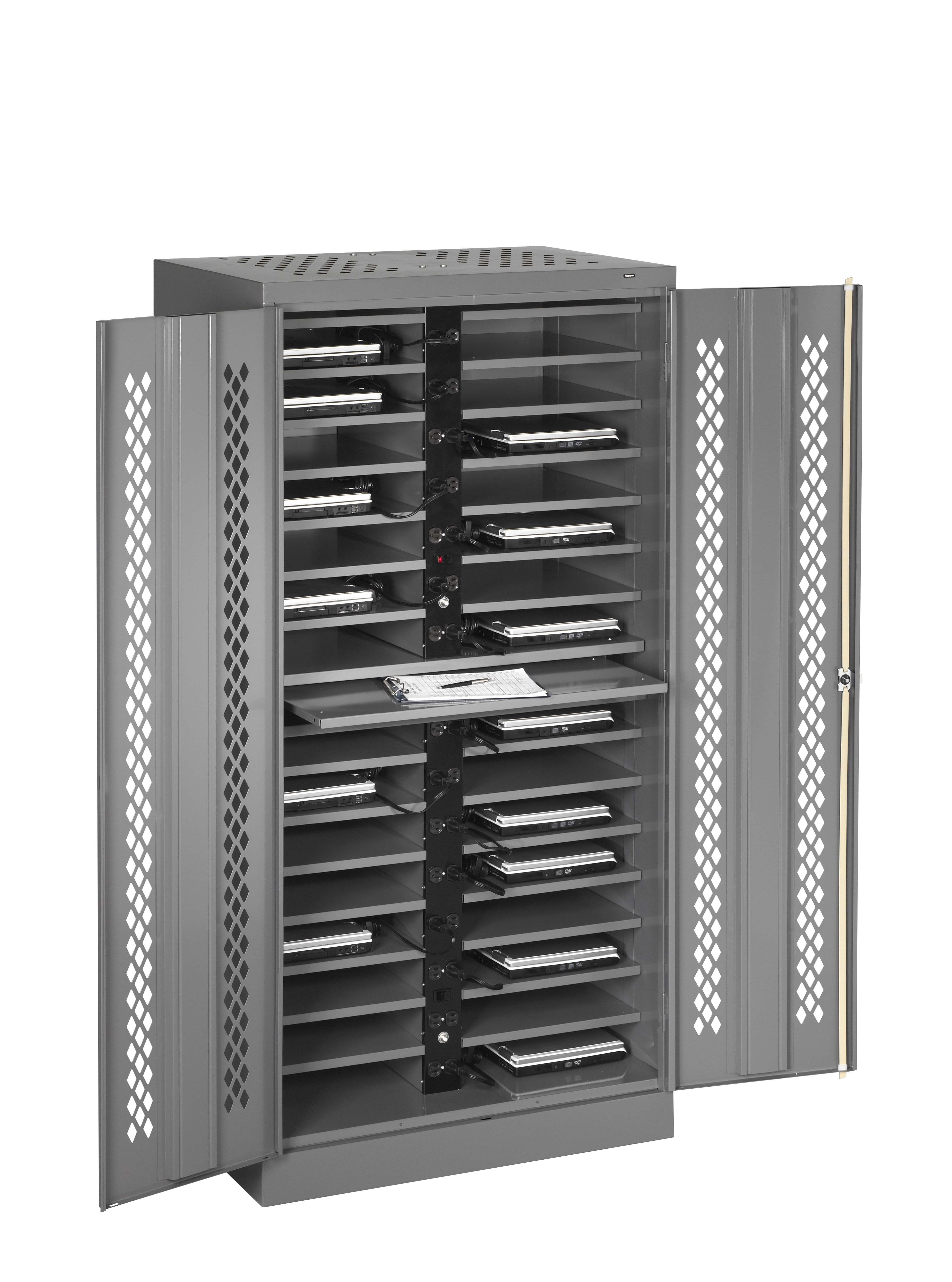 Secure Laptop Storage Cabinets