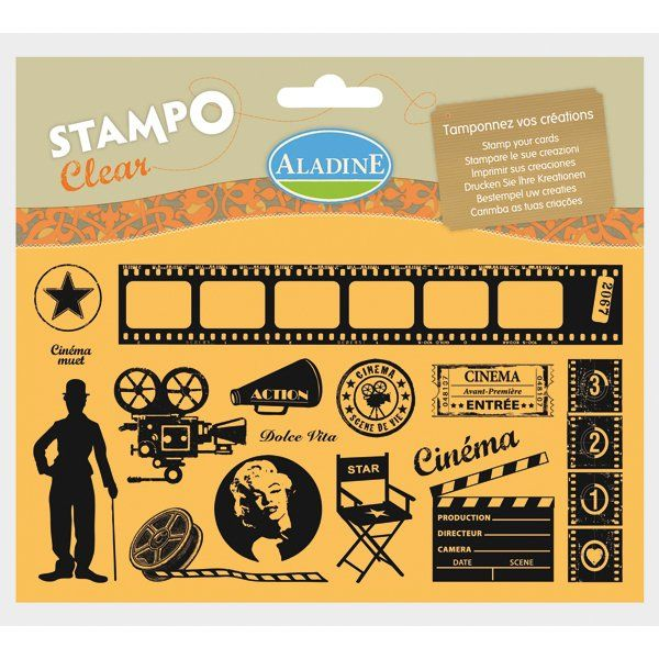 STAMPO CLEAR CINEMA-1