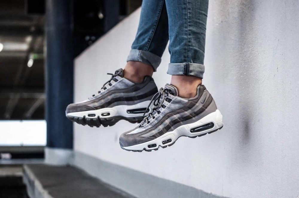 nike air max 95 prm wool cool grey