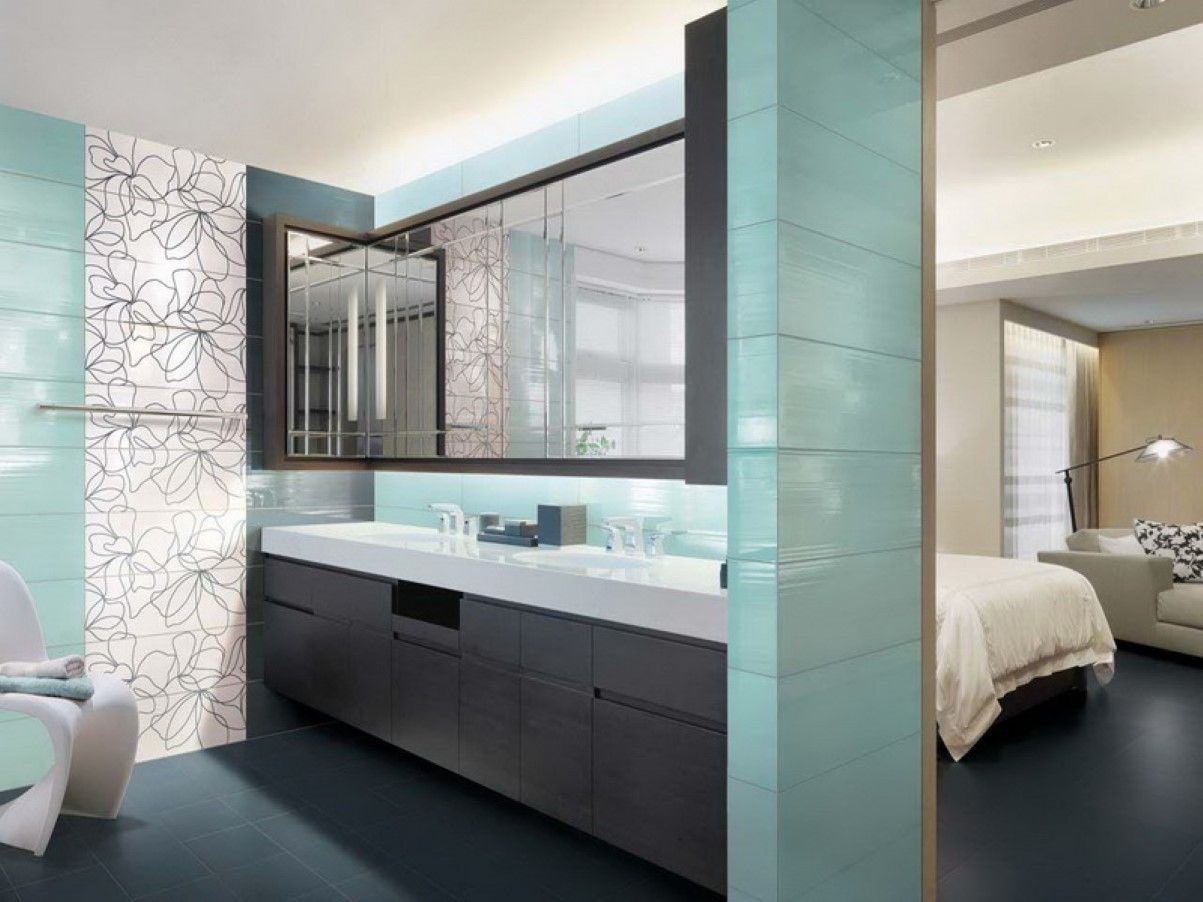 designs for l shaped bathrooms - Google Search