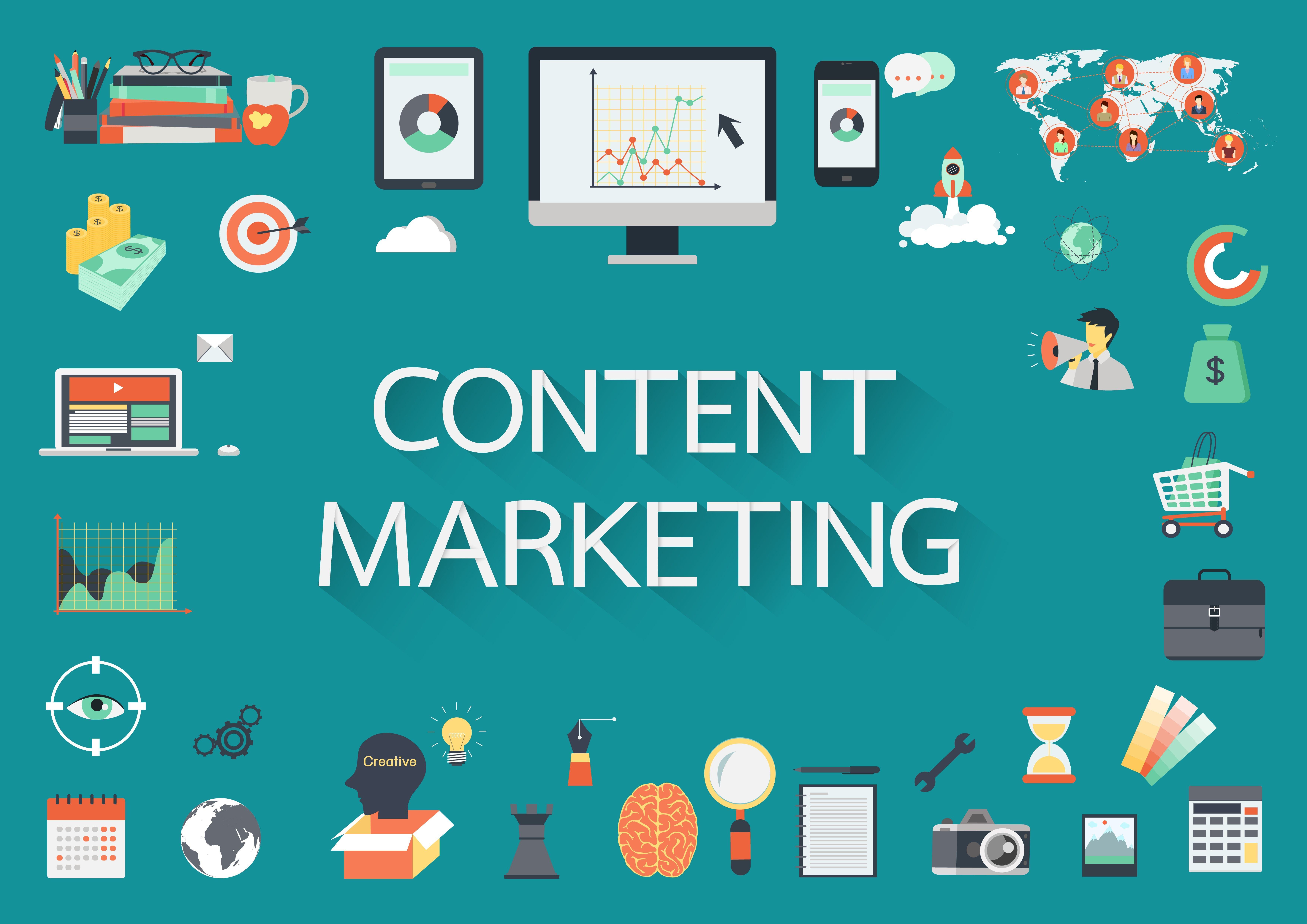 Content Marketing Hacks A Cheat Sheet For Marketing Managers