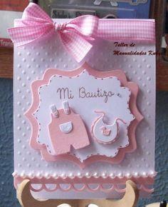 Invitaciones Para Baby Shower, Bautizo, 3 Años.