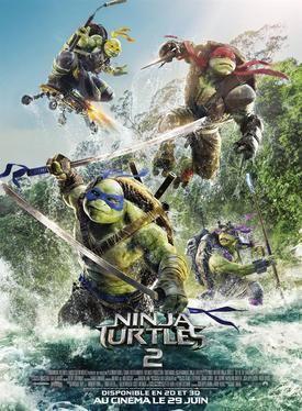 ninja turtles 2 streaming vf vostfr gratuit - Ninja Gratuit