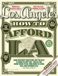 Thrilled to announce that @LA_mag is one of our esteemed media partners this year.  Check out the latest issue! #la #lamag #lifstyle #design #affordablela #ladesignfest