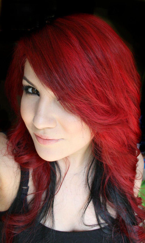 Red hair hair stylesand wedding hair styles pinterest red