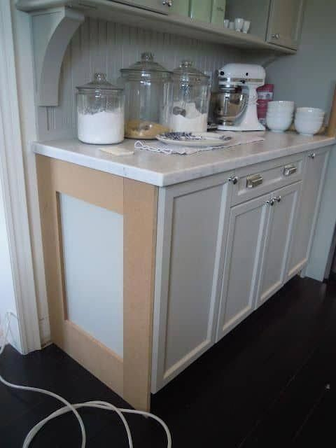10x10 Kitchen Cabinets: My Goodness! Look At This For Something Different