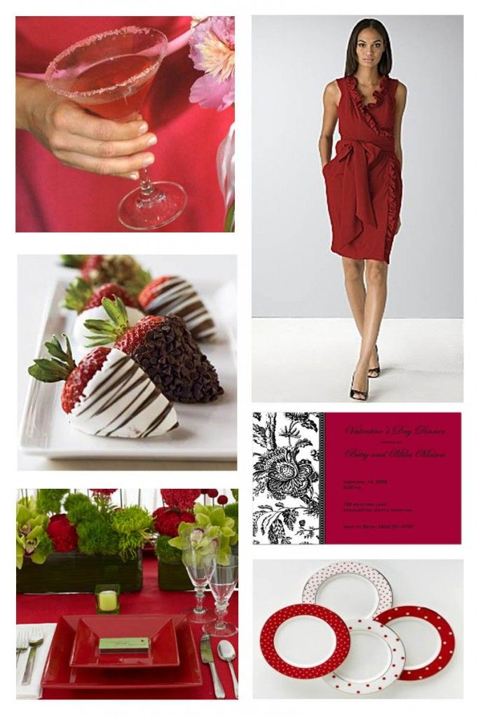 Valentine Dinner Party Ideas Part - 24: Valentines Dinner Party Or Wedding Shower Reception