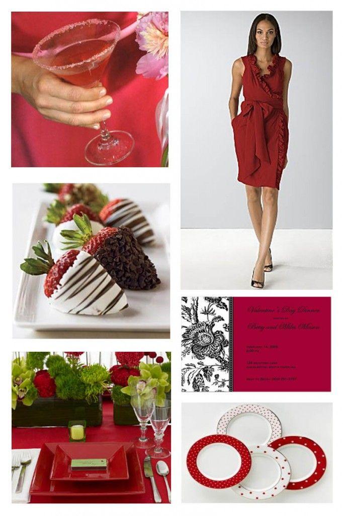 Valentines Dinner Party Ideas Part - 31: Valentines Dinner Party Or Wedding Shower Reception