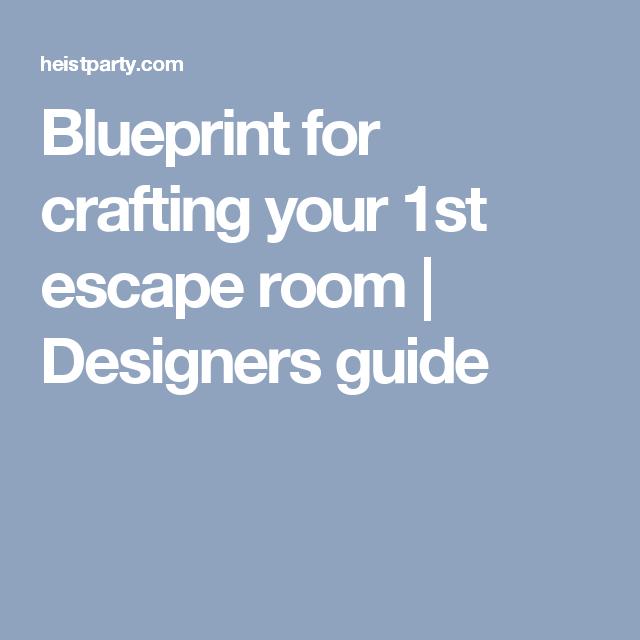 Escape Room Activity Ideas