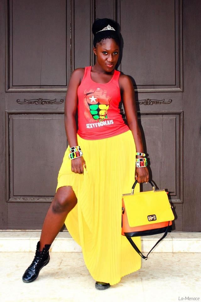 Sexy Togolaise #togo #togogirls #africa