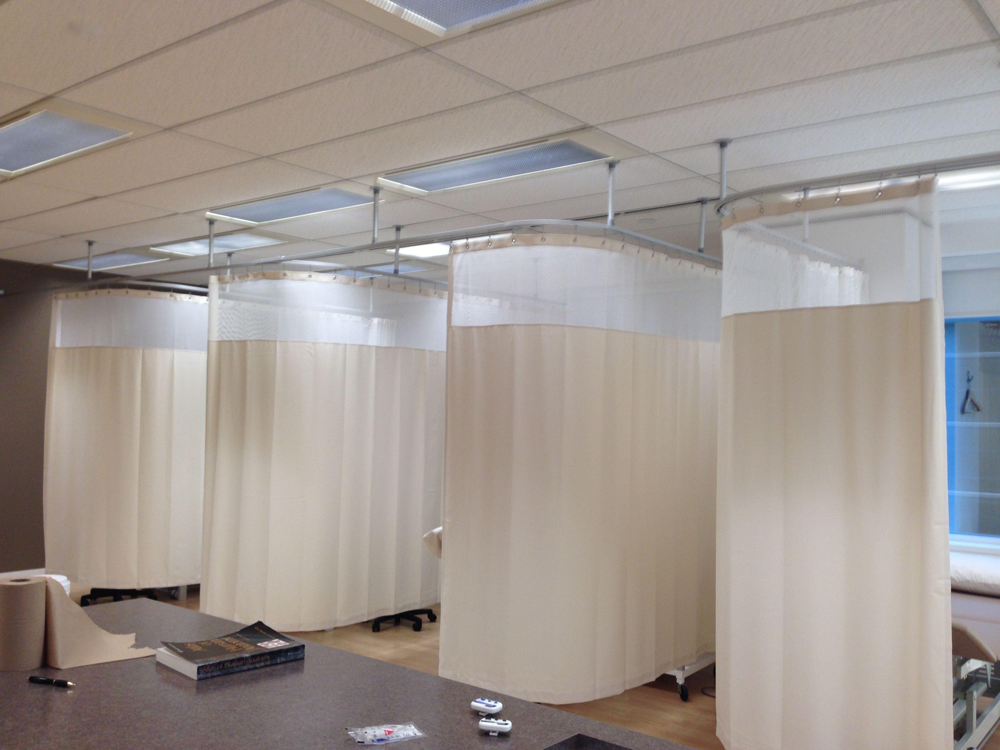 Hospital Curtain Track Cortinas De Hospital Diseno De