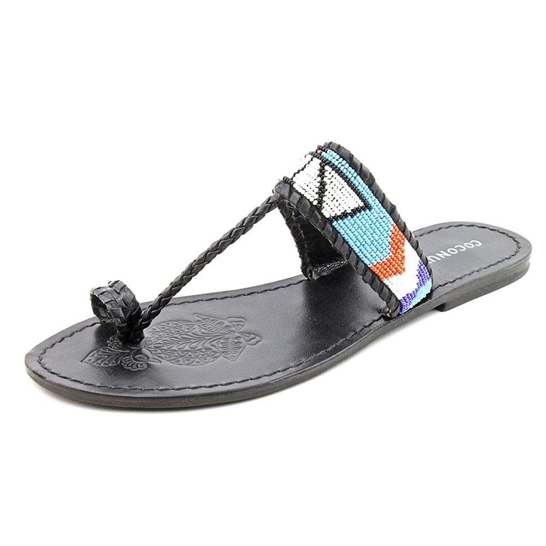 ed5e87844ee451 Womens Matisse Slides Flip Flops Tonto Shoes Black Medium B(M ...