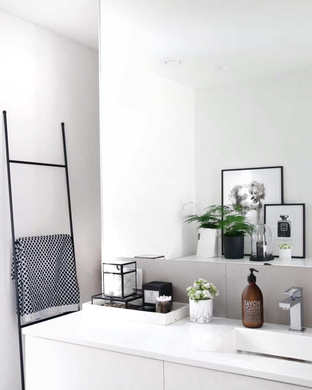 Good morning Starting here #morning #bythereseknutsen #bathroom #myhome #scandinavianinterior #interior4all #skandinaviskehjem #interior #interiør by bythereseknutsenno
