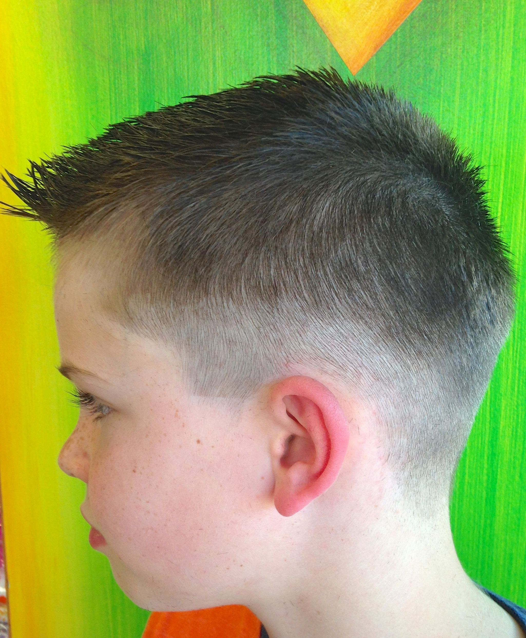 Boys Fade Haircuts: Little Boys Fade Haircuts - Google Search