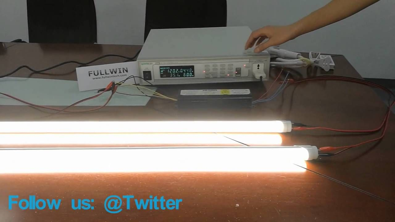 Fullwin LED Lamps work with Rapid Start Magnetic 2 Lamp Ballast