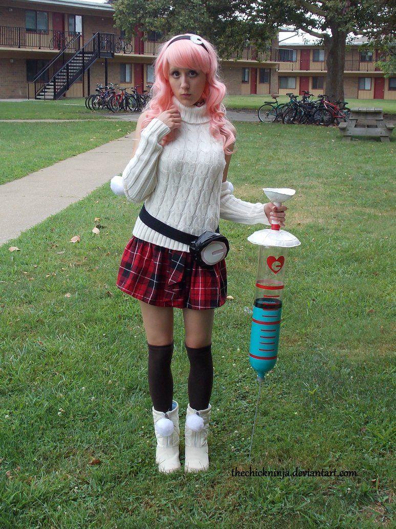 compa Hyperdimension cosplay neptunia