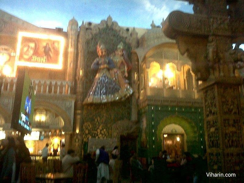 Inside #Kingdom #of #dreams, Gurgaon- India  http://www.viharin.com/domestic/one-day-outing/kingdom-dreams-gurgaon-india
