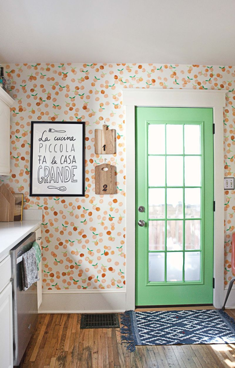 Home Tour: Elsie\'s Kitchen | Pinterest | Wohnung Küche, Selber ...