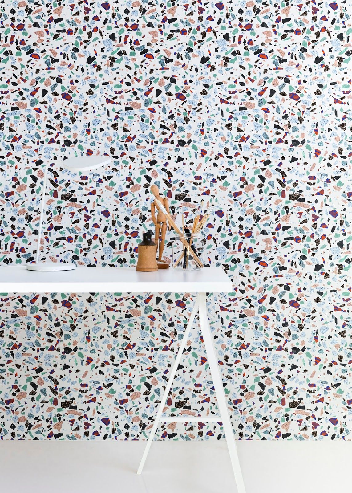 Wallpaper by Nothing can go wrong via Little Helsinki