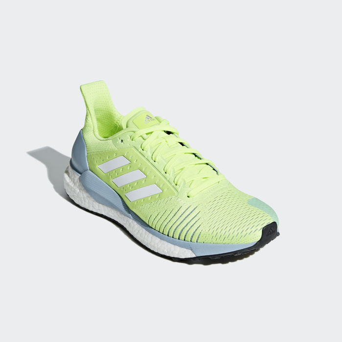 Solar Glide ST Shoes | Products in 2019 | Yellow adidas