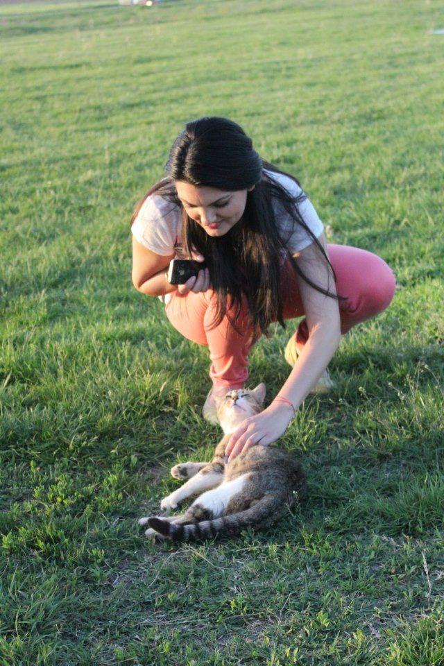 spoiled cat :)
