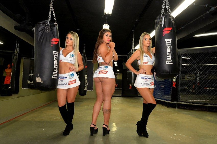 Gêmeas do BBB completam time de Ring Girls para o Jungle Fight 83
