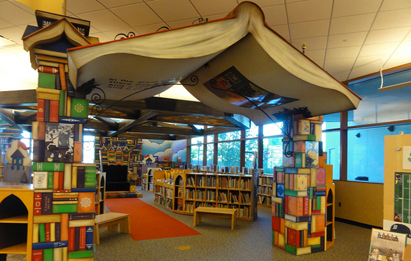 11 Of The Strangest Public Libraries In World Southfield Library